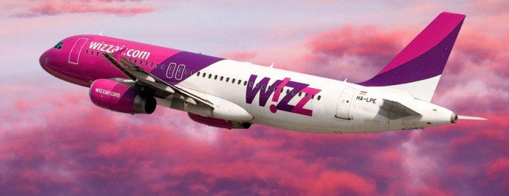 wizz air traffic report